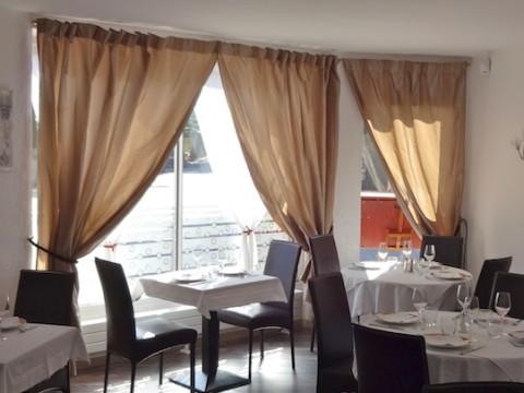 Table ouverte au restaurant de Barbizon
